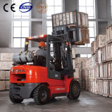 Forklift do LPG do motor de Nissan de 3.0 toneladas