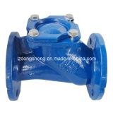 Las válvulas de retención de bola de hierro dúctil para líquido