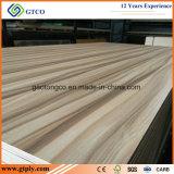 madera contrachapada blanca de la melamina de 16m m para las cabinas