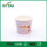 Kundenspezifische Entwurfs-flexibler Drucken-Nahrungsmittelgrad-Salat-Papierfilterglocke