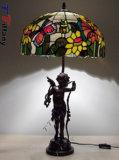 Lampes de statues de Tiffany (G18-34-398-stu)