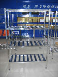 4-Niveaux étagère de stockage