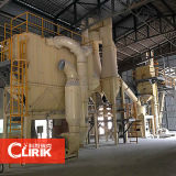 Máquina de moagem de pó de carbonato de cálcio da China por fornecedor certificado