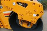 Junma compresor doble hidráulico del camino de la placa del tambor de 10 toneladas (JM810H)