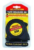 Medida de fita Auto Lock Ferramentas de medição / Ferramentas manuais