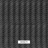 l'impression large de Hydrographics de fibre de carbone de 0.5m, les films d'impression de transfert de l'eau pour les postes extérieurs et le véhicule partie (BDN2040)