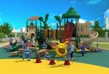 熱い販売の子供Muti機能屋外の運動場、子供の大きい運動場装置HD17-005A
