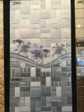 Graues Nicht-Wasserdichtes Wohnzimmer-keramische Wand-Fliesen mit Ladeplatte (12 ' x24')