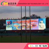 Publicité commerciale LED, multimédia extérieure, affichage LED, P8, USD520 / M2
