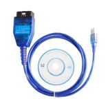 Переключатель кабеля USB OBD2 VAG Kkl 409 диагностический
