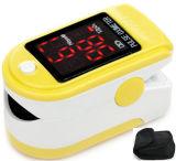 CE & FDA aprobó el sensor del oxímetro SpO2 del pulso del dedo (CMS 50DL)