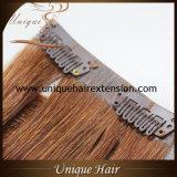 毛の拡張の新しいクリップ