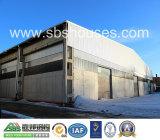 Construction préfabriquée de structure métallique en métal