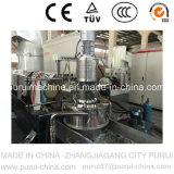 Machine de granulation de pelletisation pour la réutilisation de sac tissée par pp de perte