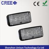 """5 de """" luz do trabalho do trator do diodo emissor de luz do CREE 12V/24V 20W 4X5w"""