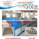 PE WPC Machines van de Productie van de Raad van de Vloer (de Openlucht)