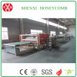 Hcm-1600 Honeycomb Ligne de production de la machine de base