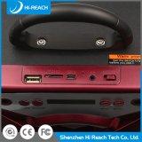 Altoparlante stereo senza fili di Bluetooth di multimedia all'ingrosso per le attività sociali
