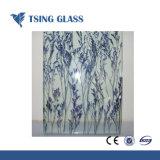 312mm ontruimen Voorgesteld Glas/het Glas van het Patroon/het Decoratieve Glas van de Kunst