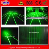 Luce laser eccellente di verde della tenda della rete di luminosità