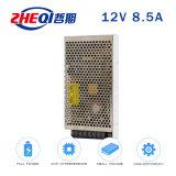 12V 8.5A Levering van de Macht van de Omschakeling s-100-12 de Enige Transformator van de Output 100W