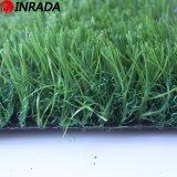 40mmの人工的な泥炭の偽造品の草を美化している屋外の住宅の人工的な泥炭の草