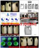 L'huile de lubrification à haute densité célèbre de HDPE met la machine en bouteille de soufflage de corps creux