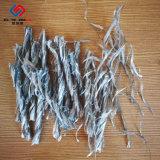 Fibra mescolata con il gruppo Twisted e la fibra di fibrillazione della rete