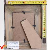 Cores que combinam o frame de madeira Handmade da foto do projeto