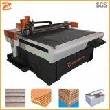 Máquina de corte de papelão da caixa de pequena quantidade 1214