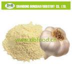 Puri secchi granulano l'aglio