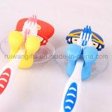 Porte-brosse à dents méprisable avec aspiration