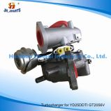 De auto Turbocompressor van Delen voor Nissan Yd25ddti Yd25 Gt2056V 14411-Eb71c