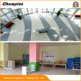 Pavimentazione amichevole professionale personalizzata del PVC di ginnastica del corridoio di ballo di Eco da vendere