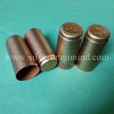 Capsules chaudes de rétrécissement de PVC de vente pour le cachetage de bouteille de whiskey