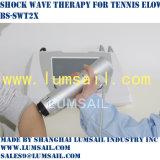 Máquina de Terapia Shockwave fisioterapia e reabilitação médica de equipamento de ondas de choque de marcação