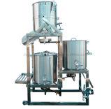 小型ホーム醸造装置のマイクロビール醸造所機械
