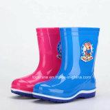 Настраиваемые красоты Гум дождя ботинки обувь для детей