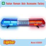 Waarschuwing Lightbar van de Brand van de Politie van de LEIDENE de Hoge Noodsituatie van de Helderheid Lichte met Sirene en Spreker