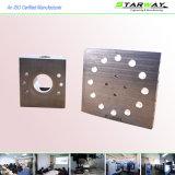 Geldstrafe kundenspezifische Teile Qualitäts-Bauteil CNC-Machinng