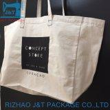Sac de coton personnalisés / sac promotionnel / écologie Sac en coton avec du coton longue poignée Hot Price