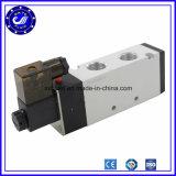 Mini 24VDC Airtac 4V210-08 vanne électromagnétique du flux réglable