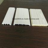 Panneau de mur en plastique en bois pour les matériaux de construction d'intérieur