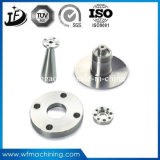 De naar maat gemaakte Precisie CNC die van het Roestvrij staal/van het Aluminium/van het Messing Delen machinaal bewerken
