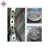 Aufbau-Maschinerie-Turmkran-Ersatzteile, die Ring herumdrehen