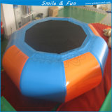 Bom preço água inflável trampolim para venda