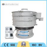 Tamiz vibratorio rotatorio ultrasónico de la eficacia alta para el plástico y el petróleo