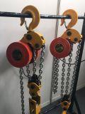 Grua Chain elétrica de uma alta qualidade de 5 toneladas com baixo preço