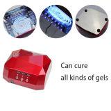 36W LED lámparas UV de uñas para el hogar