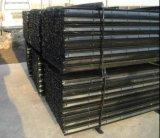 1.65m Noir Star de bitume piquet de grève/l'Australie y Post pour la clôture de l'acier